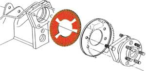 Specialty Products 75800 Camber//toe Alignment Shim Kit RED