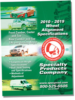 Specialty Products Company   SPC Alignment   The Automotive